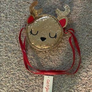 A reindeer bag